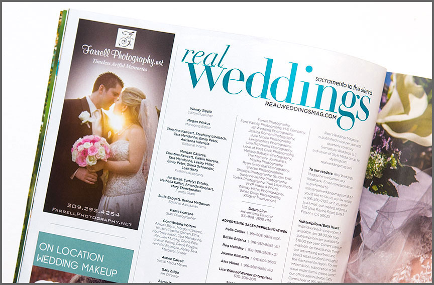Real-Weddings-Magazine--Wedding-Photos-by-Farrell-Photography-in-Amador-County-a-with-Frame