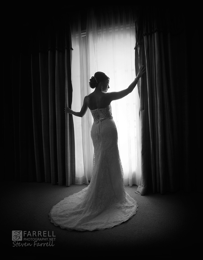 Arden-Hills-Wedding-by-Farrell-Photography-Sacramento-Wedding-Photographers-bride-silhouette-at-window-2015-IMG_0853-tall
